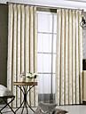 Tratamentul fereastră Modern/Contemporan , Dungi Sufragerie Material Blackout Perdele Draperii Pagina de decorare For Fereastră