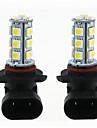 H8 9006 9005 H11 Bilar Glödlampor 3W W SMD 5050 270lm lm LED Blinkers