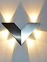 6 LED Integrat LED Noutăți Caracteristică for Stil Minimalist Bec Inclus,Lumină Ambientală Lumina de perete