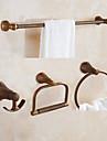 Prosop Baie Inel Prosop Suport Hârtie Toaletă Agățătoare Capot Încălzitor Prosop / Alamă Antichizată Clasic