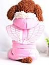 Câine Salopete Îmbrăcăminte Câini Casul/Zilnic Înger & Demon Albastru Roz