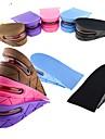 2pcs Γυμναστήριο, Τρέξιμο & Γιόγκα Πάτος Παπουτσιών PVC Φτέρνα Όλες οι εποχές Γυναικεία Βυσσινί Καφέ Μπλε Ροζ Λεοπαρδαλί