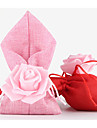 Altele Material nețesut Favor Holder Cu Flori Genți Savoare