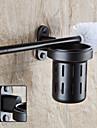Suport Perie Toaletă Calitate superioară Aluminiu 1 piesă - Hotel baie