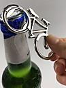 biciclete metal bere de sticlă de deschidere drăguț inele de chei de nunta cadou de biciclete cheie keychain