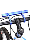 Extension de manubrio para bicicleta Bicicleta de Pista / Bicicleta de Montana Ajustable / A prueba de resbalones / Porta-herramienta Aluminum Alloy / Cromo Azul Piscina / Negro / Rojo