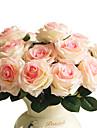 Konstgjorda blommor 1 Gren Modern Stil Roser Bordsblomma