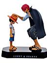 Anime de acțiune Figurile Inspirat de One Piece Monkey D. Luffy PVC 18 cm CM Model de Jucarii păpușă de jucărie