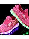 Fete Pantofi Tul Toamnă Confortabili Adidași pentru Rosu / Albastru / Roz și alb