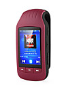 MP3Player8GB 3.5mm Ljuduttag TF-kort 32GBdigital music playerKnapp