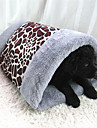 Hondenkleding bedden Luipaard Grijs / Koffie / Luipaard Kat / Hond