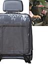 textil Plastic Oval Tratament Anti-Pete Anti-praf Acasă Organizare, 1 buc Seturi de Stocare De Mașină