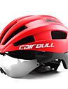 CAIRBULL Hjälm cykelhjälm 22 Ventiler CE EN 1077 Cykelsport Flyghjälm Ultra Lätt (UL) Sport EPS Vägcykling Mountainbike
