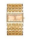 Pentru femei Ceas La Modă Ceas Elegant  Ceas de Mână Chineză Quartz Gravură scobită imitație de diamant Metal Aliaj Bandă Lux Casual