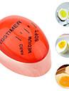 1pc changement de couleur minuterie d\'oeuf pour la cuisson parfaite doux et dur oeufs minuterie creative gadget de cuisine