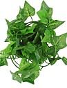 Flori artificiale 5 ramură Pastoral Stil Plante Flori Perete