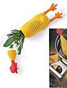 Ustensile de bucătărie silicagel Bucătărie Gadget creativ Herb & Spice Tools Pentru ustensile de gătit 1 buc