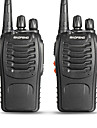 2pcs walkie talkie baofeng bf-888s 16ch uhf 400-470mhz baofeng 888s radiofrequencemetre hf emetteur-recepteur amador portable