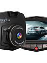 M001 HD 1280 x 720 / 1080p רכב DVR 120 מעלות / 140 מעלות זווית רחבה 2.4inch LCD דש קאם עם White Balance / תַצלוּם / מיקרופון מובנה רכב