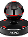MOXO Maglev WirelessBluetoothStereo Audio Mobile Computer SpeakersSubwoofer Creative Gift Bluetooth Högtalare Magnetisk levitation Med