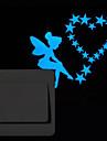 Djur Människor Väggklistermärken Väggstickers Flygplan Klistermärken för strömbrytare, Vinyl Hem-dekoration vägg~~POS=TRUNC Strömbrytare