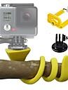 Camera d\'action / Camera sport Kit Fixation Flexible Exterieur Longueur ajustable Etui/Housse Multifonction Pliable Pour Camera d\'action