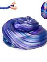 Substance Elastique Pate a modeler OEuf Galaxie Etoilee Soulagement de stress et l\'anxiete Jouets de decompression Fait a la main