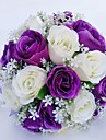 """Flori de Nuntă Buchete Nuntă Ocazie specială Poliester 11.02""""(Approx.28cm)"""