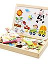 Desen Toy Mese de Jucărie pentru Desenat Puzzle Temă Clasică Magnetic Interacțiunea părinte-copil De lemn Cadou
