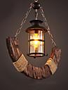 Land Ministil Hängande lampor Fluorescerande Till affärer/caféer 110-120V 220-240V Glödlampa inte inkluderad