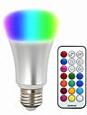 580-700 lm E26/E27 Smart LED-lampa BR 30 lysdioder SMD 5050 Bimbar Dekorativ Fjärrstyrd RGB AC 220-240V