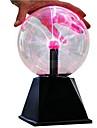 Boule de plasma Set de Science & Decouverte Theme classique Jouets etranges avec detecteur de son Design nouveau Verre ABS Fille Cadeau