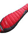 Sac de couchage Exterieur -15-20°C Sac Momie Duvet de canard Resistant a l\'humidite Portable Sechage rapide Pare-vent Respirabilite pour