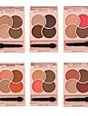 Makeup 4pcs Le fard a paupieres Melange Fards a Paupieres Poudre Maquillage Quotidien / Maquillage d\'Halloween / Maquillage de Fete / Mat