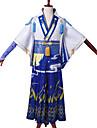 Inspirat de Onmyoji Abe no Seimei Video Joc Costume Cosplay Costume Cosplay Alte Placă de Copt Vârf Pantaloni Mănușă Veșminte de cap