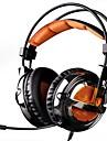 SADES A6 Cordeluțe Cablu Căști Dinamic Plastic Jocuri Cască Cu Microfon Setul cu cască
