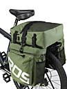 ROSWHEEL 37 L Torba rowerowa na bagażni Ochrona przed deszczem Zdatny do noszenia Łatwa instalacja Torba rowerowa Poliester druku Nylon Torba na rower Torba rowerowa Kolarstwo / Rower