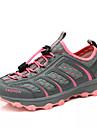 Pentru femei Pantofi PU Primăvară / Toamnă Confortabili Adidași de Atletism Drumeții Toc Drept Vârf rotund Gri / Gri Închis / Verde