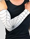 Skyddande utrustning Armbågsstöd Kompressionsärm för överarm för Basket Löpning Unisex Stöttålig HALKFRI Sport Friluftskläder