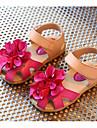 Fete Pantofi Piele PVC Primăvară Toamnă Primii Pași Confortabili Sandale pentru Casual Alb Rosu Roz