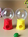 Circular Plastic Favor Holder cu / Cutii de Savoare