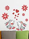 Wall Decal Autocolante de Perete Decorative - Animal Stickers de perete Animale Re-poziționabil Detașabil