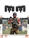 Controlerele jocurilor Pentru Android / iOS Portabil Controlerele jocurilor ABS 2pcs unitate