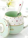 Drinkware Porţelan Căni de Cafea -Izolate termic 1pcs