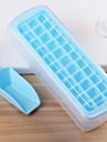 Instrumente de coacere ABS + PC Bucătărie Gadget creativ / Reparații Gheață / Inghetata din suc Instrumente de desert 1 buc