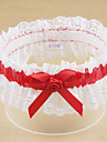 Polyester Contemporary / Wedding Wedding Garter With Bowknot Garters Wedding / Party Evening