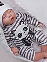 OtardDolls Reborn Dolls Fiú babák 20 hüvelyk Szilikon - Újszülött élethű Környezetbarát Ajándék Kézzel készített Gyermekbiztos Gyerek Fiú / Lány Játékok Ajándék / Floppy Head / Természetes bőr tónus