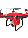 RC Dron A806 BNF 4 Canales 6 Ejes 2.4G 5.0MP 1080P Quadccotero de radiocontrol  Retorno Con Un Boton / Modo De Control Directo Quadcopter RC / Mando A Distancia / 1 Cable USB / 120 Grados