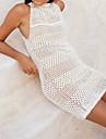 Pentru femei Împletituri Crochet Șal Mată