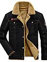 Bărbați Jachetă De Bază - Mată